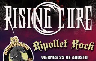 Rising Core Ripollet Rock 2017