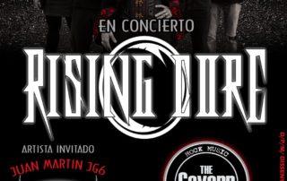 Rising Core Juan Martin jg6